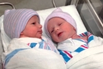 Newborn Twins Have Their First Conversation & It's Fascinating